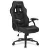 Sharkoon Skiller SGS1 Gamer szék - fekete (4044951020980)