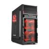 Sharkoon VG5-W Vörös (4044951017492)