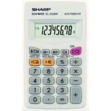 Sharp EL-233ER számológép