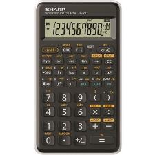"""Sharp Számológép, tudományos, 146 funkció, SHARP """"EL-501TBWH"""", fehér számológép"""