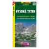 SHC 1097 Magas-Tátra / Vysoké Tatry turista- és kerékpáros térkép / Shocart