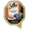 Sheba 22x85g Sheba tálcás nedves macskatáp megapackban - Sauce Lover lazac