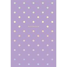 SHKOLYARYK Jegyzetfüzet, kockás, A5, 80 lap, keményfedeles, SHKOLYARYK,  Pastel notebook , vegyes jegyzettömb