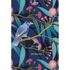 SHKOLYARYK Jegyzetfüzet, kockás, A5, 80 lap, SHKOLYARYK  Blue bird , vegyes irodalom