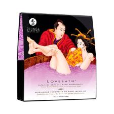 Shunga Love Bath Sensual Lotus 650g masszázsolaj és gél