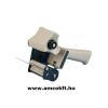 Siat H75CP Kézi tapadószalag felhordó rozsdamentes acél pengével és rugós fékezővel, 75mm széles tapadószalaghoz (2969)