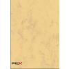 SIGEL Elõnyomott papír, kétoldalas, A4, 200 g, SIGEL, homokbarna, márványos
