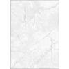 SIGEL Előnyomott papír, kétoldalas, A4, 90 g, SIGEL, szürke, gránit (SDP637)