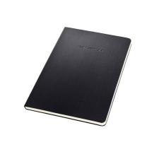 """SIGEL Füzet, exkluzív, A5, kockás, 60 lap, keményfedeles, SIGEL """"Conceptum"""", fekete füzet"""