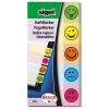 Sigel GmbH Sigel jelölőcímke, 200db, 5-féle Smile