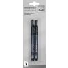 Sigel GmbH Sigel tábla marker 20, fekete, 2db