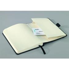 """SIGEL Jegyzetfüzet, exkluzív, A5, sima, 194 lap, keményfedeles, SIGEL """"Conceptum"""", fekete füzet"""