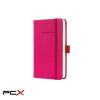 """SIGEL Jegyzetfüzet, exkluzív, A6, vonalas, 194 oldal, keményfedeles, SIGEL """"Conceptum"""", pink"""