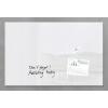 SIGEL Mágneses üvegtábla, 100x65 cm, SIGEL Artverum®  fehér