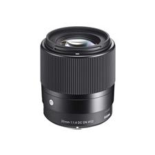 Sigma 30mm f/1.4 C DC DN (Sony) objektív