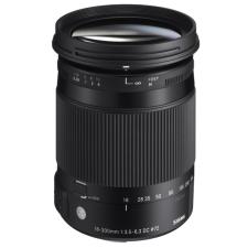 Sigma Sigma 18-300mm f/3.5-6.3 (C) DC OS HSM MACRO (Nikon) objektív