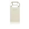 Silicon Power 16GB Touch T50 Metallic Silver USB2.0 (SP016GBUF2T50V1C)