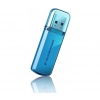 Silicon Power 64GB Silicon Power Helios 101 Blue USB2.0 (SP064GBUF2101V1B)