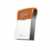 Silicon Power memory USB Jewel J35 16GB USB 3.1 COB metal Brown