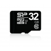 Silicon Power MICRO SDHC Silicon Power 32GB CL10 (SP032GBSTH010V10)