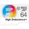 Silicon Power MICRO SDHC Silicon Power 64GB High Endurance (SP064GBSTXIU3V10SP)