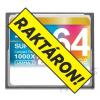 Silicon Power Silicon Power CF 64GB 1000x - SP064GBCFC1K0V10