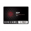 Silicon Power Slim S57 120GB 2.5'' SATA III 3D TLC NAND 7mm belső SSD