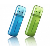 Silicon Power Touch 850 Pendrive - USB2.0 - 16GB - Zöld - SP016GBUF2101V1N