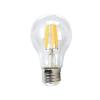 Silver Electronics Gömbölyű LED Izzó Silver Electronics 1980627 E27 6W 3000K A++ (Meleg fény)