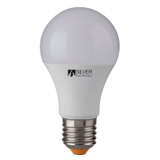 Silver Electronics Gömbölyű LED Izzó Silver Electronics 980927 E27 10W Meleg fény 5000K izzó
