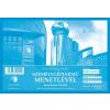 SilverBall Menetlevél személygépjármű 100lapos A4 -31/U.-