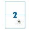 SilverBall SilverBall etikett címke 210x148 mm 2 címke/lap (100 lap/doboz)