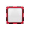 Silverstone Mágneses Porszűrő SST-FF124BR-E - Fekete / Piros