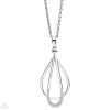 Silvertrends ezüst nyakék - ST1411