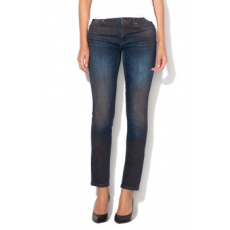 Silvian Heach Collection , Britney slim fit farmernadrág, Sötétkék, 29 (PGA18357JE-J-BLUE-DAR-29)