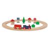 Simba Eichhorn: fa vonat körpálya - 135 cm