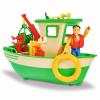 Simba Sam, a tűzoltó: Charlies halászhajó figurával
