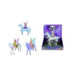 Simba Toys Magic Fairies lóháton minifigura, 8 cm