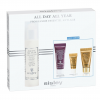 Sisley All Day All Year Essential Anti Aging Day Care szett (50ml All Day All Year + 10ml Black Rose Cream Mask)