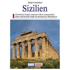 Sizilien - DuMont Kunst-Reiseführer idegen nyelvű könyv