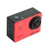 SJCAM SJ4000 Sportkamera Red Waterproof Case