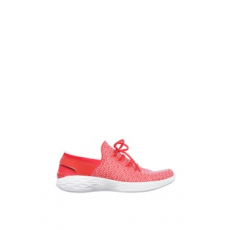 Skechers , You Inspire bebújós sneakers cipő, Piros, 39 (14950-RED-39)