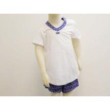 Skiny lány Pizsama gyerek hálóing, pizsama