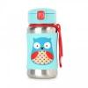 Skip hop Zoo vizes palack rozsdamentes acélból - Baglyocska