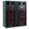 Skytec SPB-26 Aktív/Passzív Dual PA Hangfalak, 600W