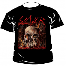 Slayer, South of Heaven póló férfi póló