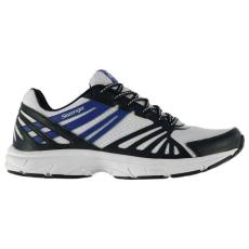 Slazenger férfi cipő - Slazenger Dash Jogger Running Shoes Mens White Navy