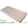 SleePy HIGH-LUXUS Plussz Aloe Memory Foam Ortopéd vákuum matrac