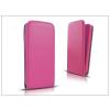Slim Slim Flexi Flip bőrtok - LG D290N L Fino - pink