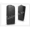 Slim Slim Flexi Flip bőrtok - Sony Xperia M5 (E5603/E5606/E5653) - fekete